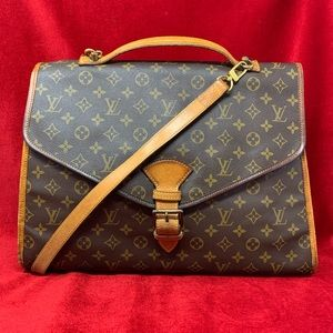 Authentic Louis Vuitton Monogram Beverly bag